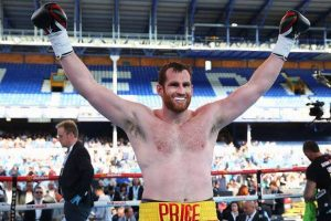 boxing, david price