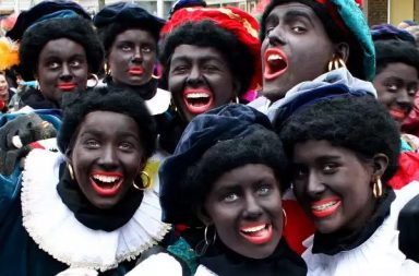 zwarte piet, black face, black pete, pieten, holland, dutch, the netherlands, black pete documentary, racist, racism, vice, back then, antoine allen